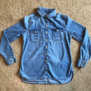 Mossimo Jean jacket Size M